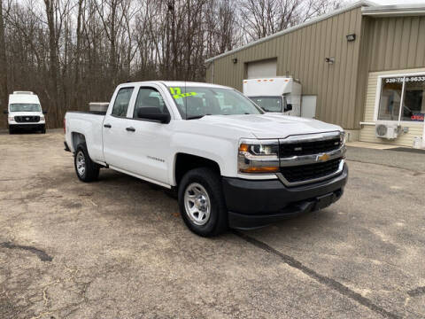 2017 Chevrolet Silverado 1500 for sale at Auto Towne in Abington MA