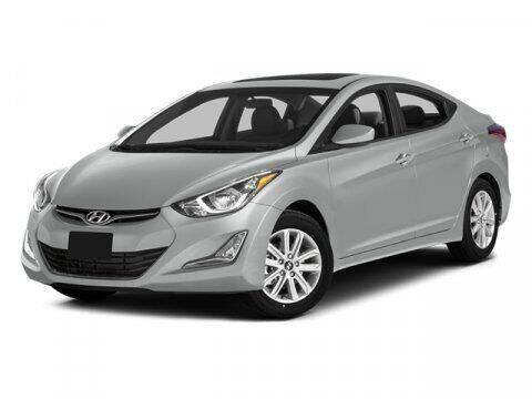 2014 Hyundai Elantra for sale at Stephen Wade Pre-Owned Supercenter in Saint George UT