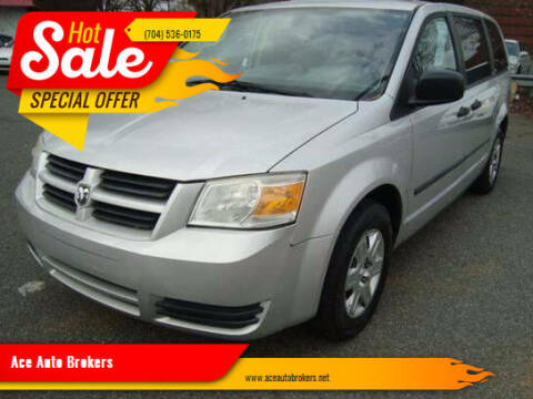 2008 Dodge Grand Caravan for sale at Ace Auto Brokers in Charlotte NC