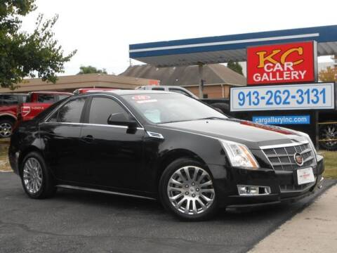 2010 Cadillac CTS for sale at KC Car Gallery in Kansas City KS