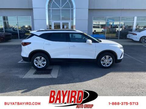 2020 Chevrolet Blazer for sale at Bayird Truck Center in Paragould AR