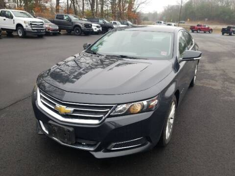 2015 Chevrolet Impala for sale at BETTER BUYS AUTO INC in East Windsor CT