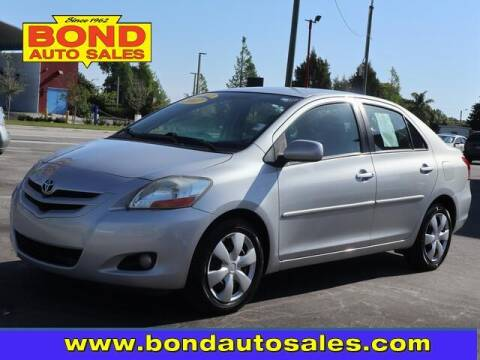 2007 Toyota Yaris for sale at Bond Auto Sales in St Petersburg FL