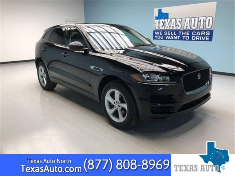 2017 Jaguar F-PACE for sale in Houston, TX