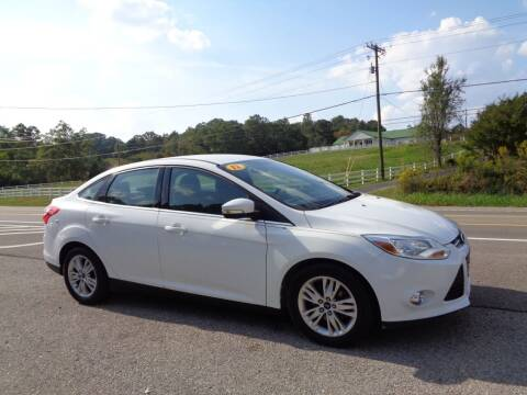 2012 Ford Focus for sale at Car Depot Auto Sales Inc in Seymour TN