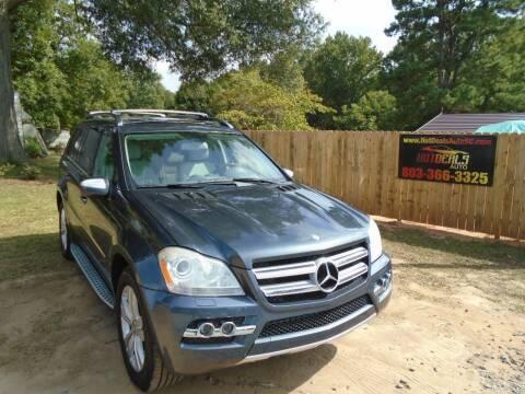 2010 Mercedes-Benz GL-Class for sale at Hot Deals Auto LLC in Rock Hill SC