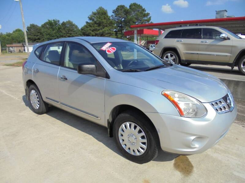 2011 Nissan Rogue for sale at US PAWN AND LOAN in Austin AR