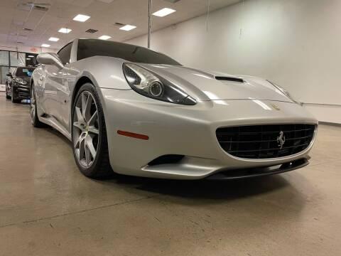 2010 Ferrari California for sale at Boktor Motors in Las Vegas NV