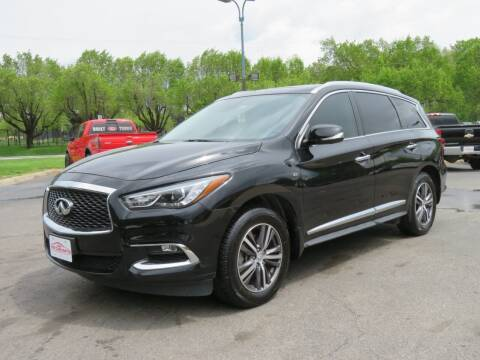 2019 Infiniti QX60 for sale at Low Cost Cars North in Whitehall OH