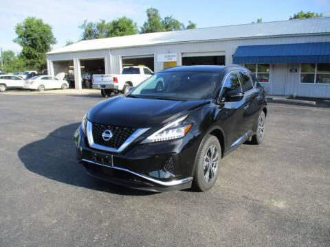 2020 Nissan Murano for sale at Jones Auto Sales in Poplar Bluff MO