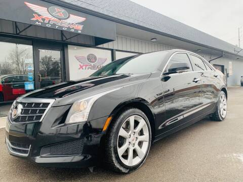 2014 Cadillac ATS for sale at Xtreme Motors Inc. in Indianapolis IN