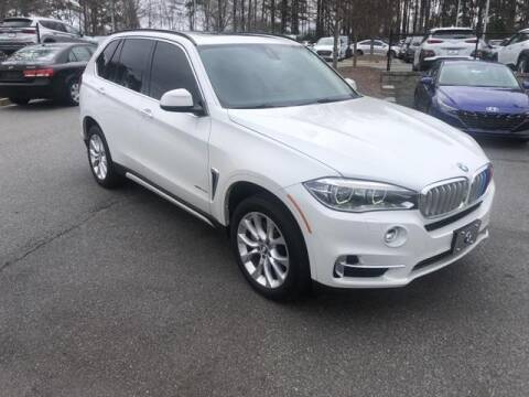2015 BMW X5 for sale at CU Carfinders in Norcross GA