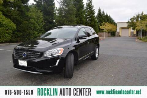 2016 Volvo XC60 for sale at Rocklin Auto Center in Rocklin CA