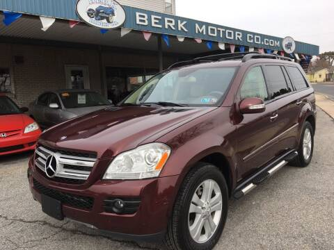 2007 Mercedes-Benz GL-Class for sale at Berk Motor Co in Whitehall PA