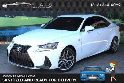 2019 Lexus IS 300 for sale at Best Car Buy in Glendale CA