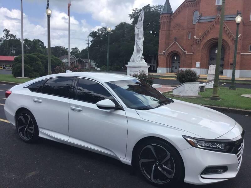 2018 Honda Accord for sale at Dominique Auto Sales in Opelousas LA