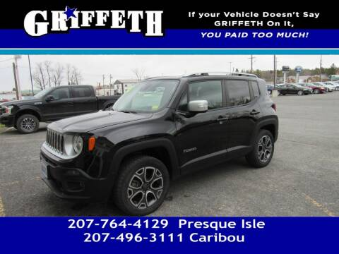 2018 Jeep Renegade for sale at Griffeth Mitsubishi - Pre-owned in Caribou ME