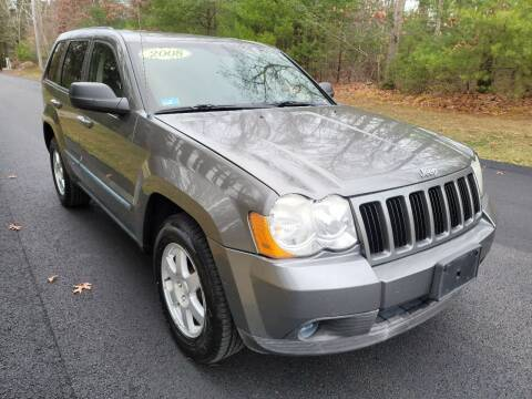 2008 Jeep Grand Cherokee for sale at Showcase Auto & Truck in Swansea MA
