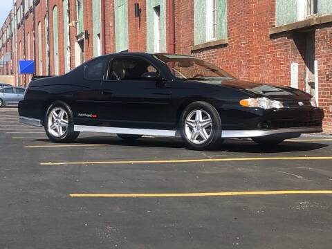 2004 Chevrolet Monte Carlo for sale at Michael Thomas Motor Co in Saint Charles MO