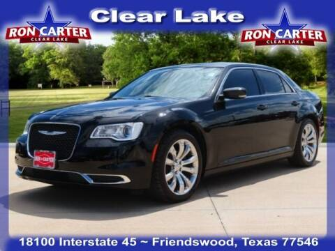 2016 Chrysler 300 for sale at Ron Carter  Clear Lake Used Cars in Houston TX