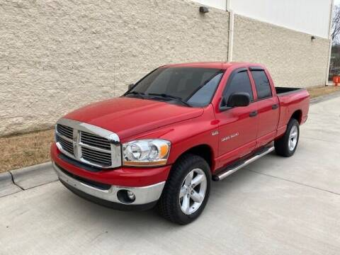2006 Dodge Ram Pickup 1500 for sale at Raleigh Auto Inc. in Raleigh NC