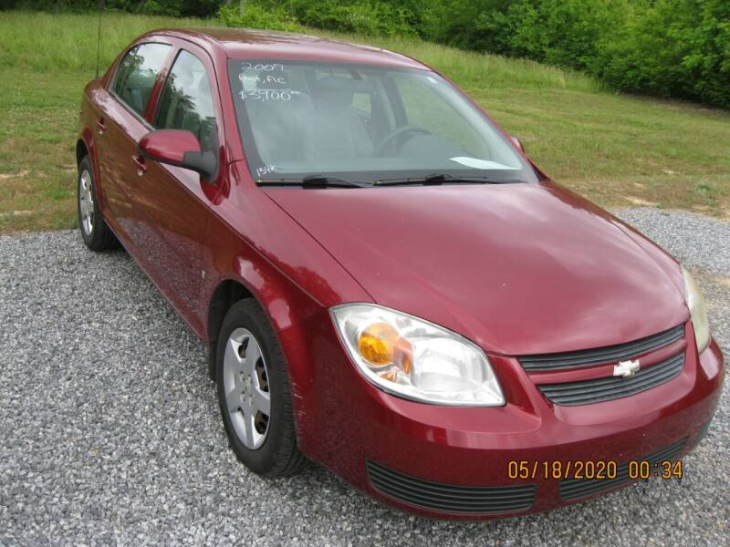 2007 Chevrolet Cobalt for sale at Judy's Cars in Lenoir NC