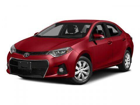 2015 Toyota Corolla for sale at Stephen Wade Pre-Owned Supercenter in Saint George UT