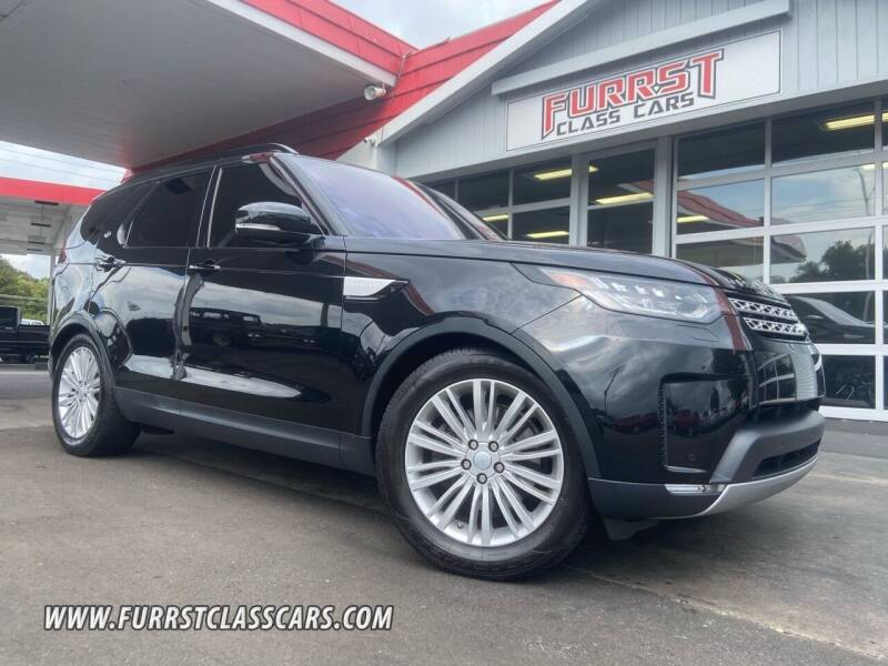 2017 Land Rover Discovery for sale at Furrst Class Cars LLC in Charlotte NC