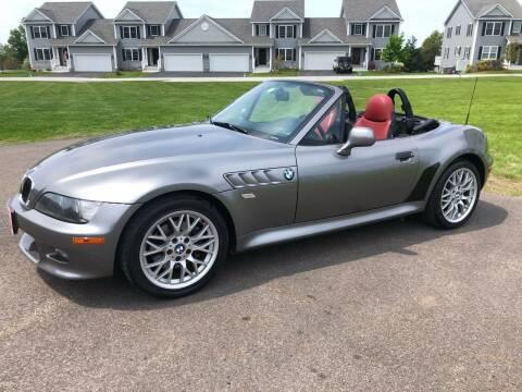 2002 BMW Z3 for sale at Dussault Auto Sales in Saint Albans VT