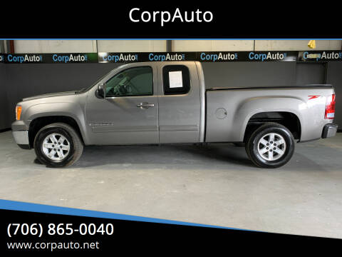 2007 GMC Sierra 1500 for sale at CorpAuto in Cleveland GA