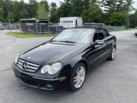 2009 Mercedes-Benz CLK for sale at Top Quality Auto Sales in Westport MA
