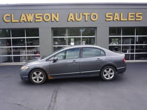 2010 Honda Civic for sale at Clawson Auto Sales in Clawson MI