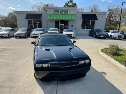 2012 Dodge Challenger for sale at Cross Motor Group in Rock Hill SC