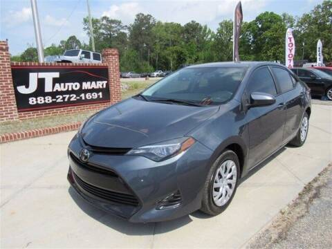 2018 Toyota Corolla for sale at J T Auto Group in Sanford NC