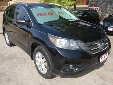 2014 Honda CR-V for sale at R & D Motors in Austin TX