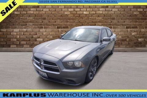 2012 Dodge Charger for sale at Karplus Warehouse in Pacoima CA
