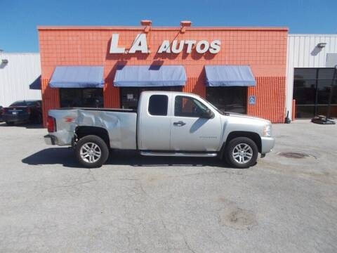 2010 Chevrolet Silverado 1500 for sale at L A AUTOS in Omaha NE
