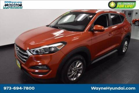 2017 Hyundai Tucson for sale at Wayne Hyundai in Wayne NJ