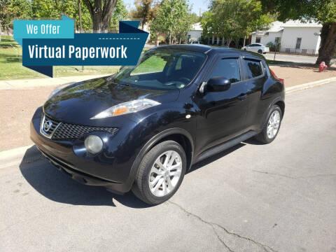 2011 Nissan JUKE for sale at Fiesta Motors Inc in Las Cruces NM