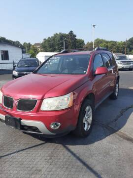 2006 Pontiac Torrent for sale at Bates Auto & Truck Center in Zanesville OH