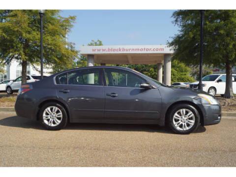 2012 Nissan Altima for sale at BLACKBURN MOTOR CO in Vicksburg MS