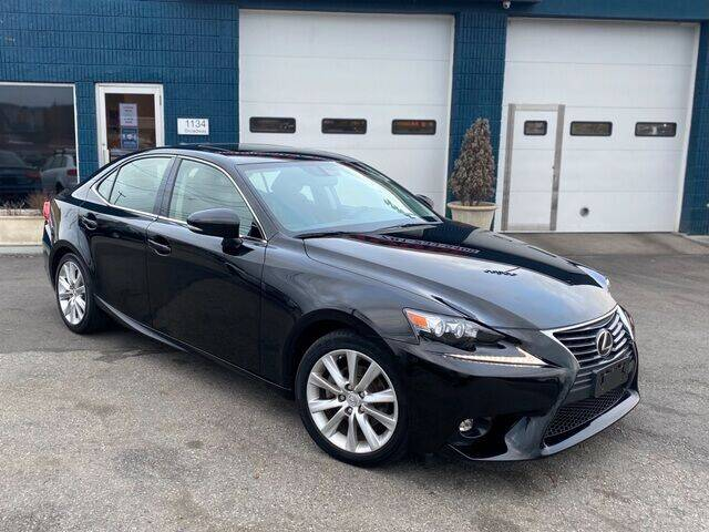 2015 Lexus IS 250 for sale at Saugus Auto Mall in Saugus MA