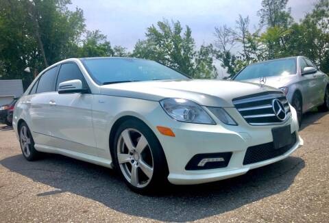 2011 Mercedes-Benz E-Class for sale at Top Line Import of Methuen in Methuen MA