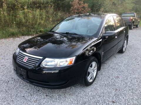 2007 Saturn Ion for sale at R.A. Auto Sales in East Liverpool OH