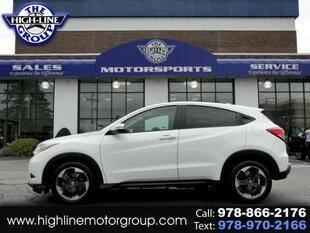 2018 Honda HR-V for sale at Highline Group Motorsports in Lowell MA