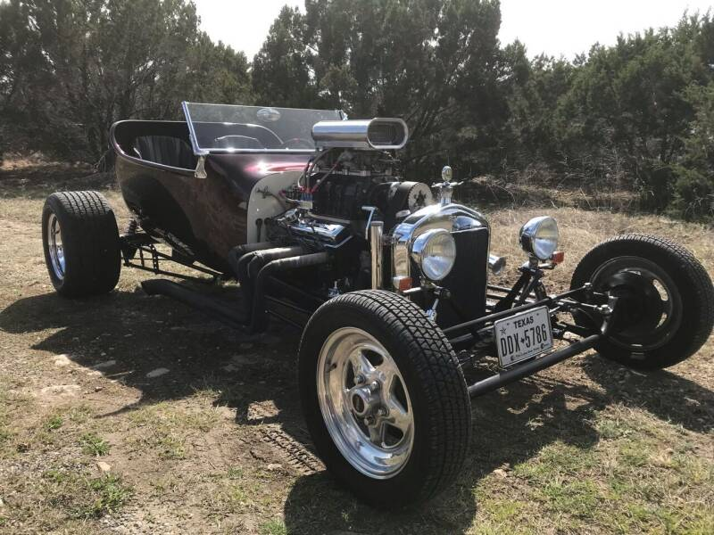 1923 Ford Model T for sale at Mafia Motors in Boerne TX
