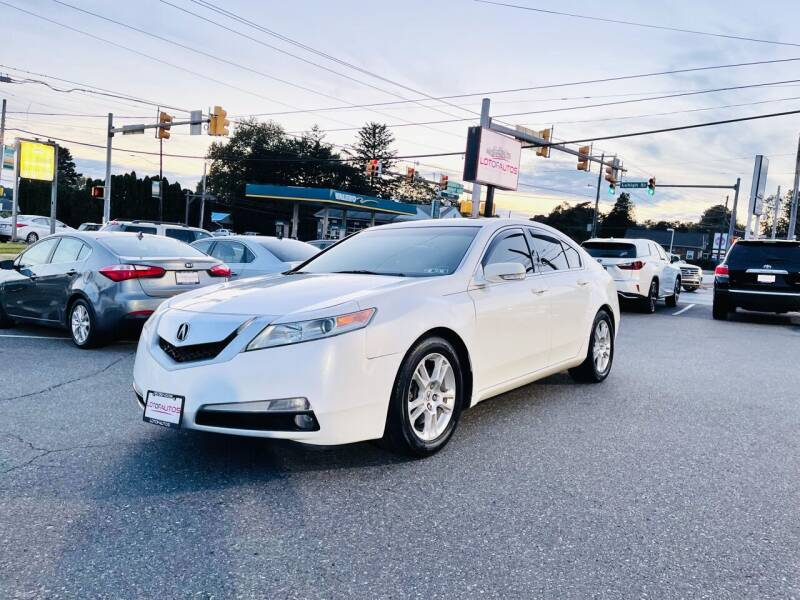 2010 Acura TL for sale at LotOfAutos in Allentown PA