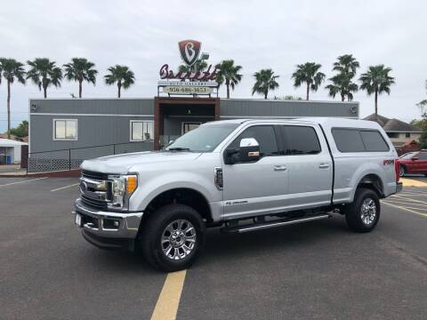 2017 Ford F-250 Super Duty for sale at Barrett Auto Gallery in San Juan TX