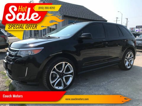 2013 Ford Edge for sale at Couch Motors in Saint Joseph MO