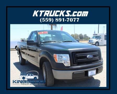 2013 Ford F-150 for sale at Kingsburg Truck Center in Kingsburg CA